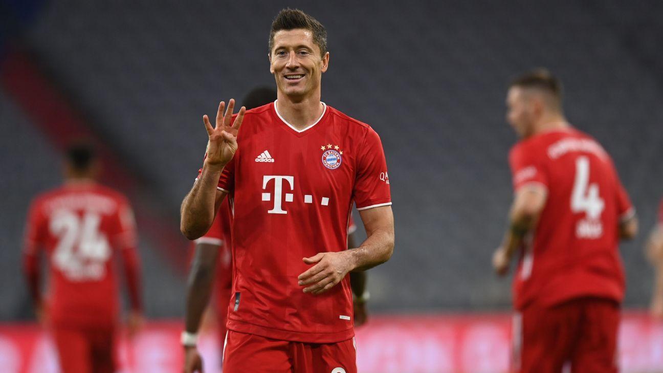 Bayern Múnich vs Hertha Berlín