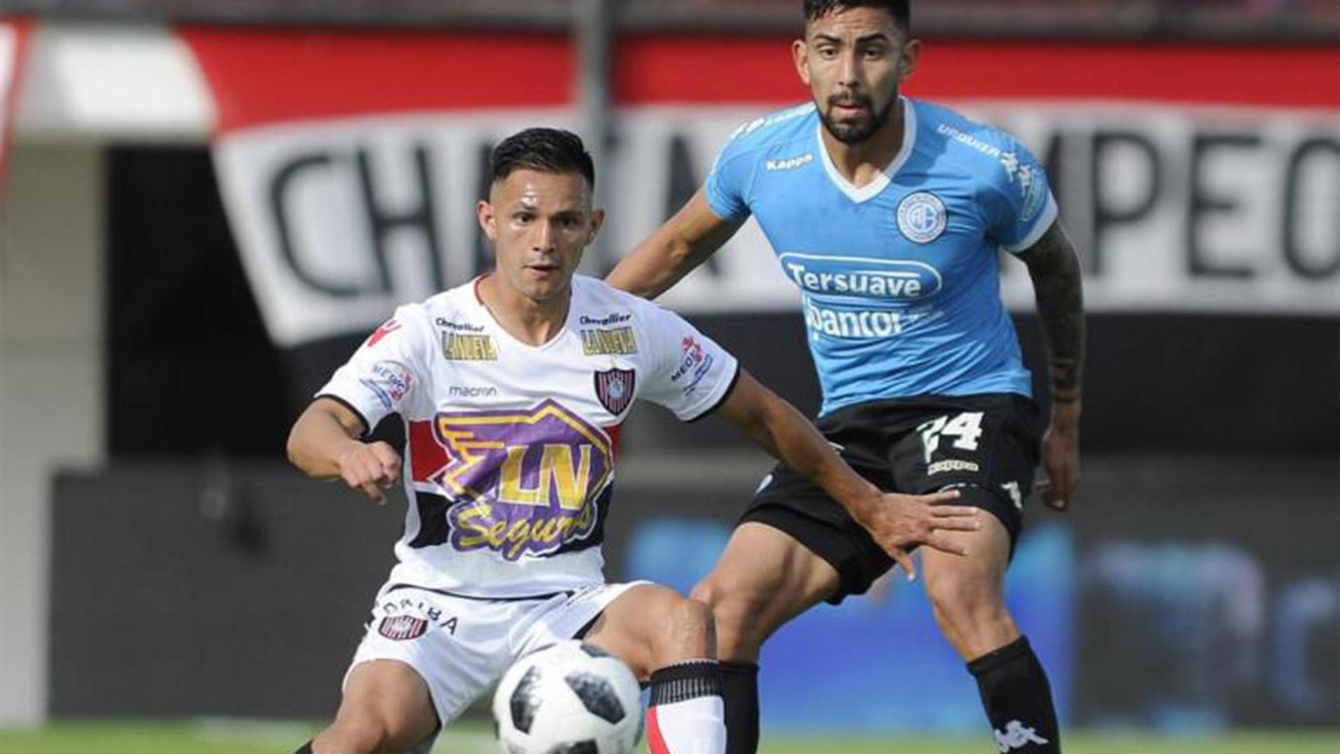 Belgrano vs Chacarita