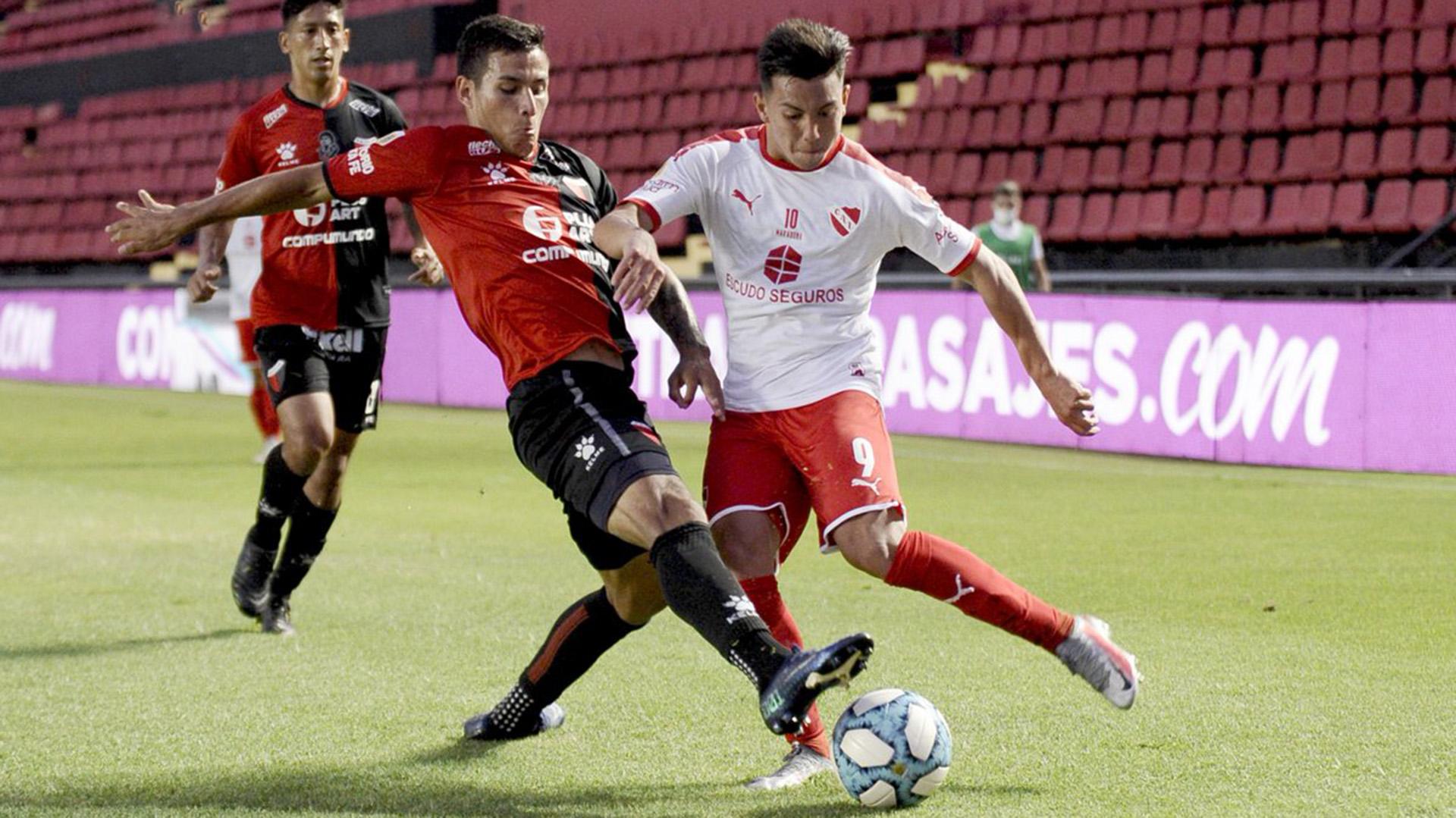 Independiente vs Colón de Santa Fe