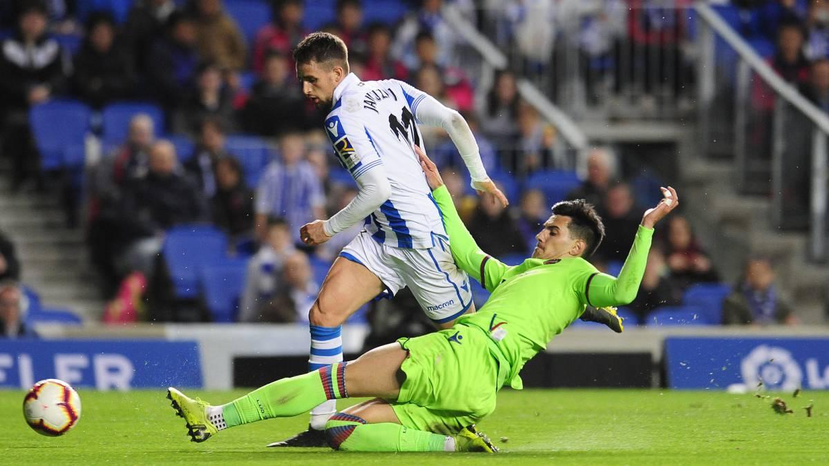 Real Sociedad vs Levante