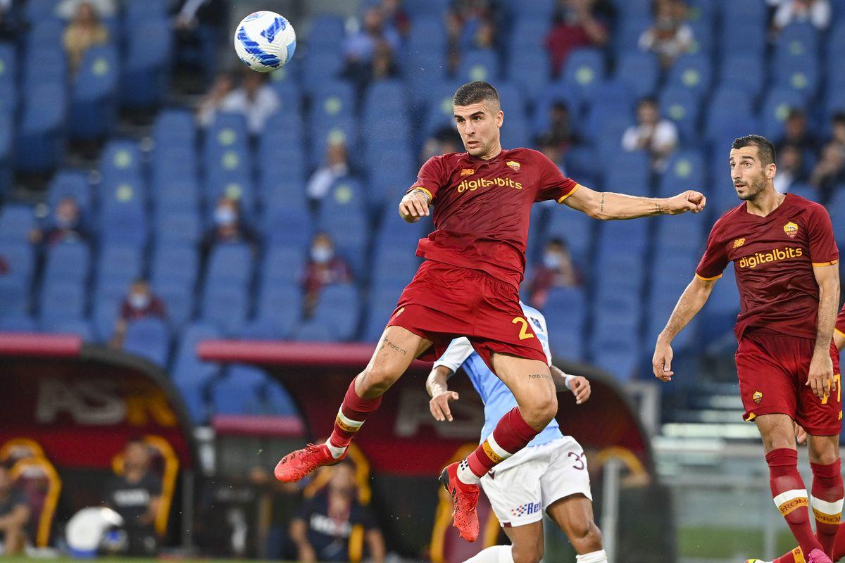 Salernitana vs Roma