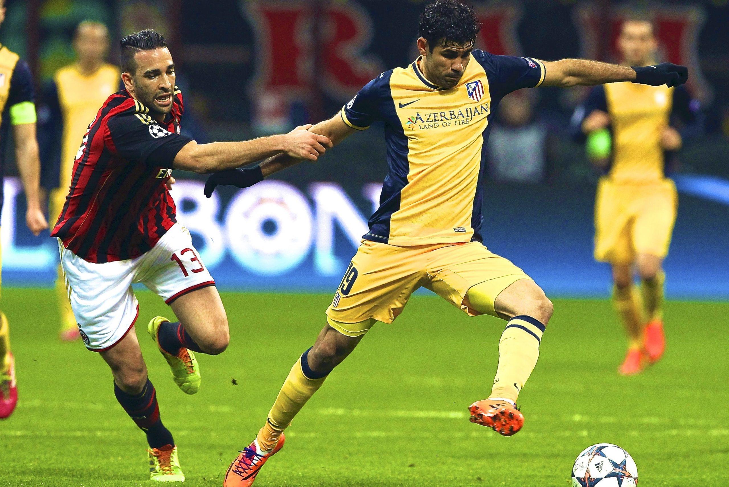 AC Milán vs Atlético de Madrid