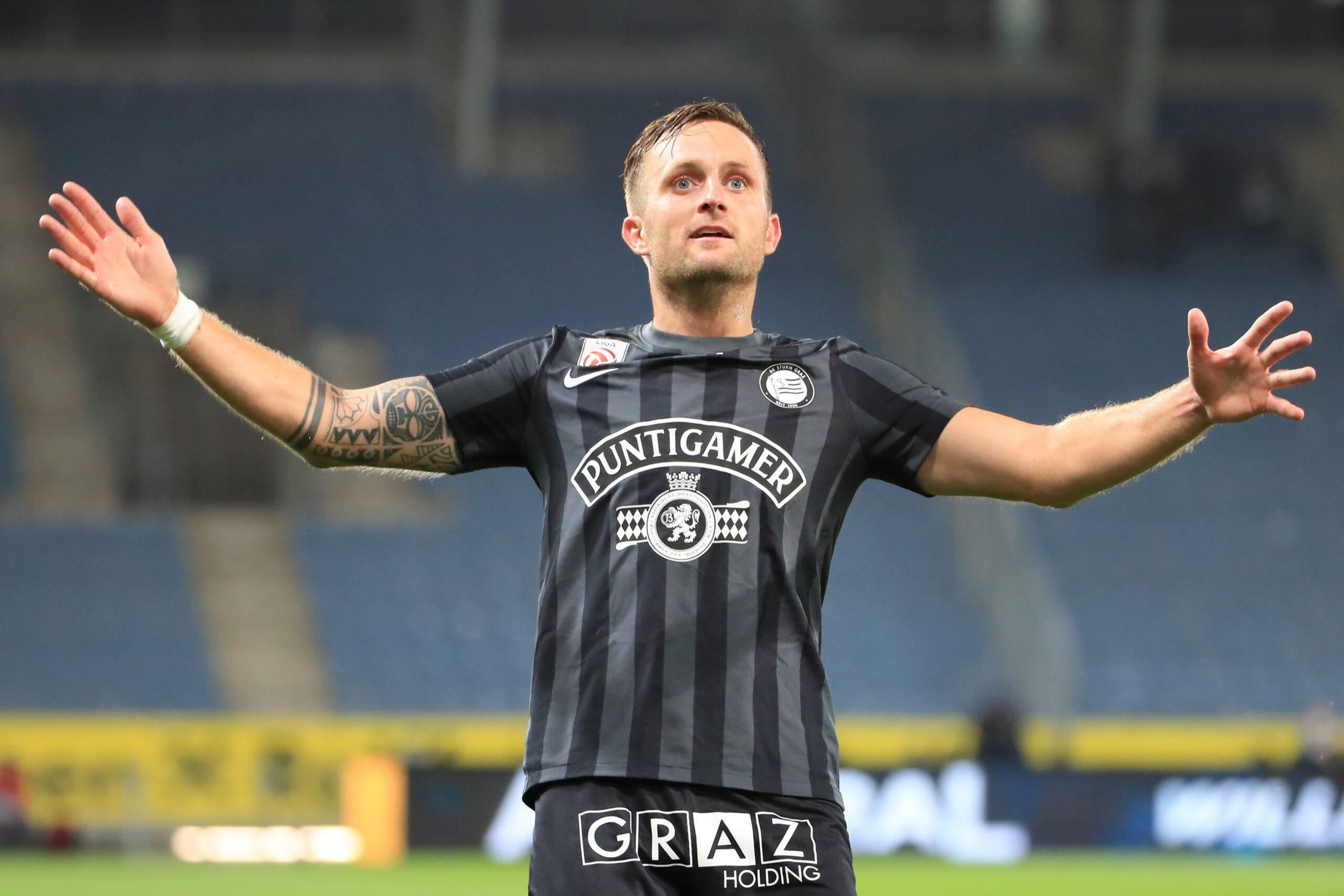 As Mónaco Vs SK Sturm Graz