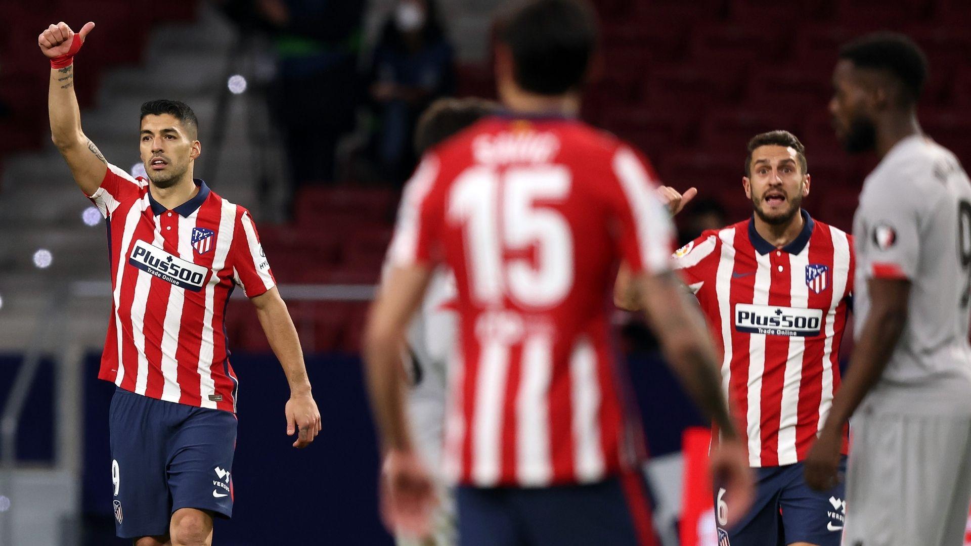 Atlético de Madrid vs Athletic Club