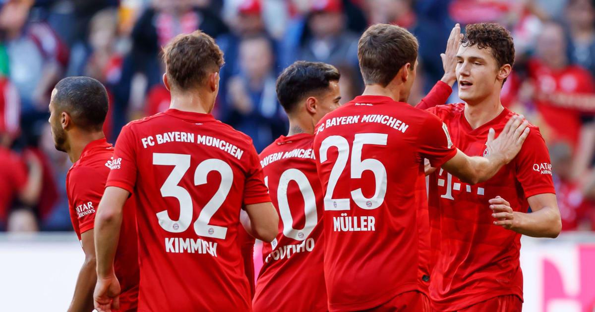 Bayern Múnich vs Bochum