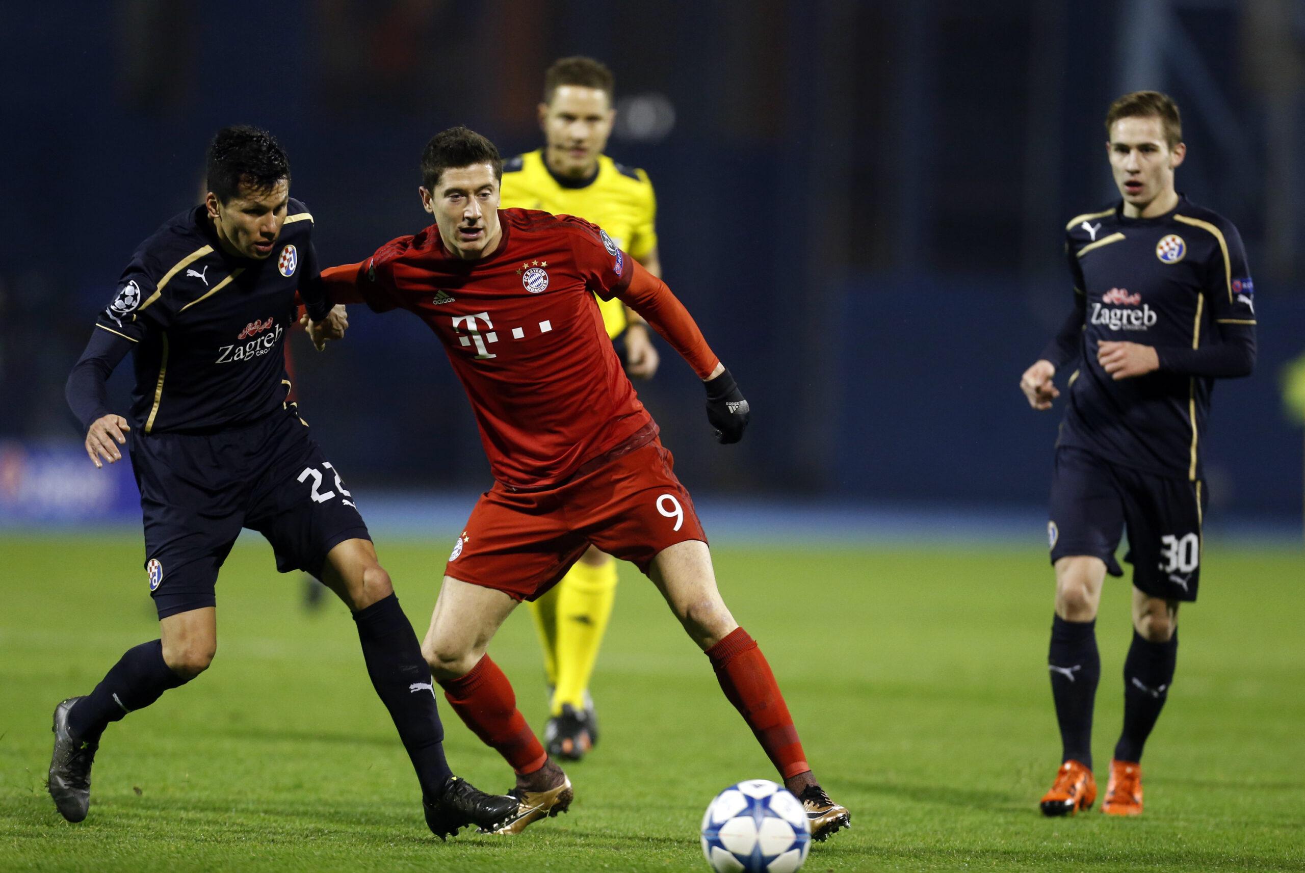 Bayern Múnich vs Dinamo Kiev