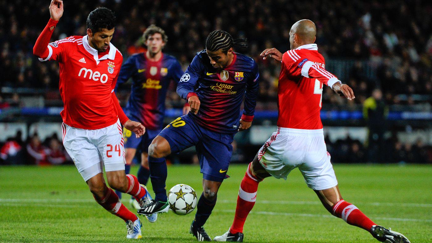 Benfica vs FC Barcelona