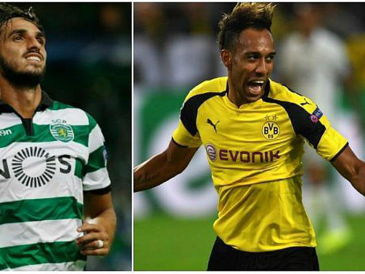 Borussia Dortmund vs Sporting Lisboa