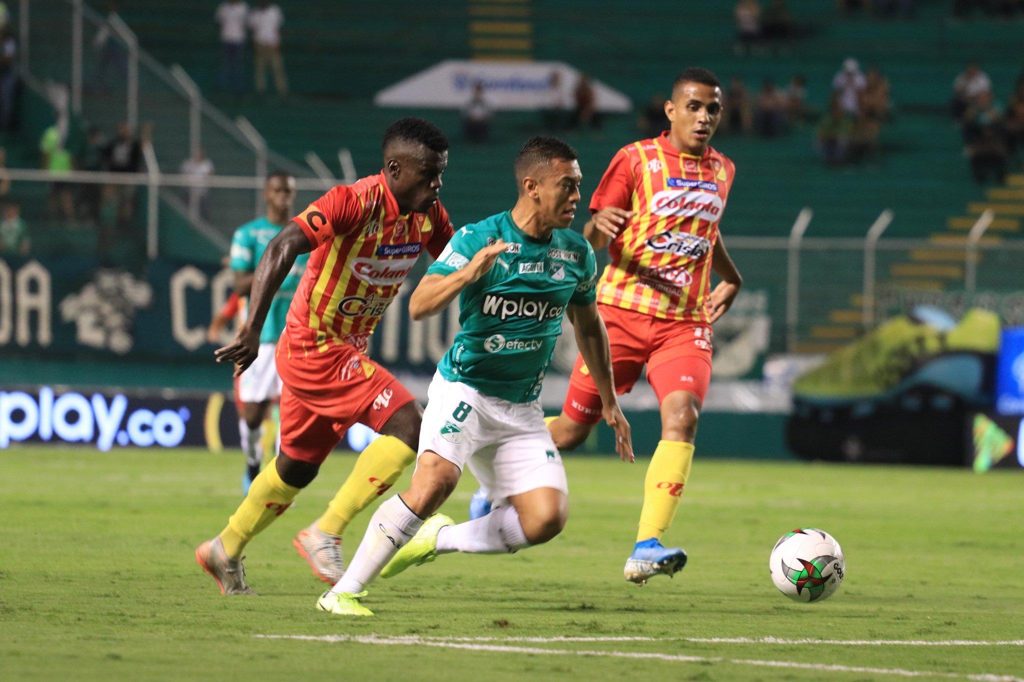 Deportivo Cali vs Deportivo Pereira