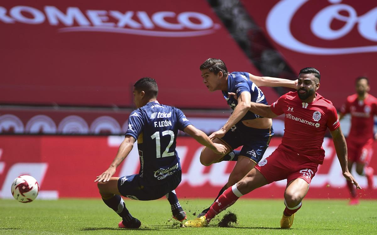 Apuesta online con Toluca vs Atlético