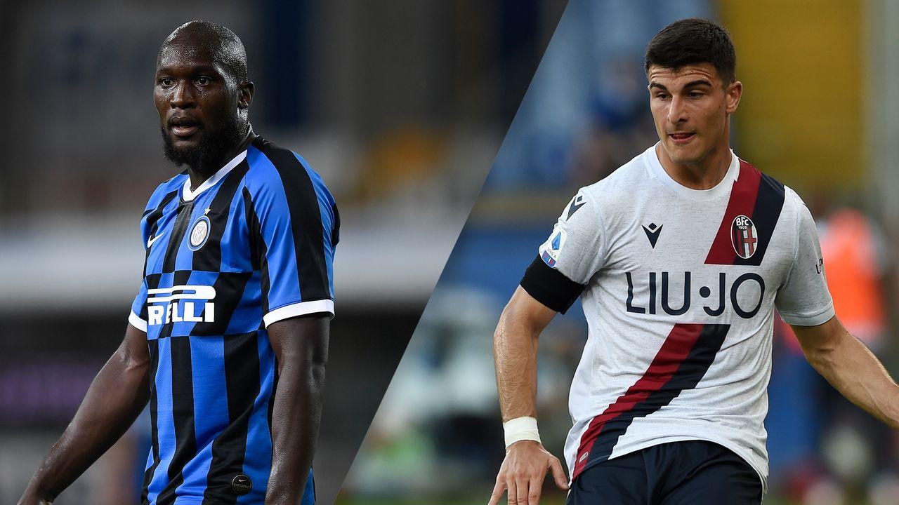 Inter de Milán vs Bologna