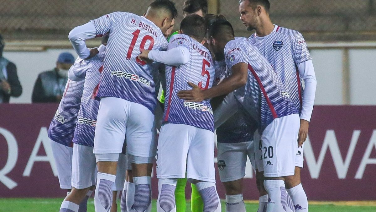 LALA FC vs Metropolitanos FC