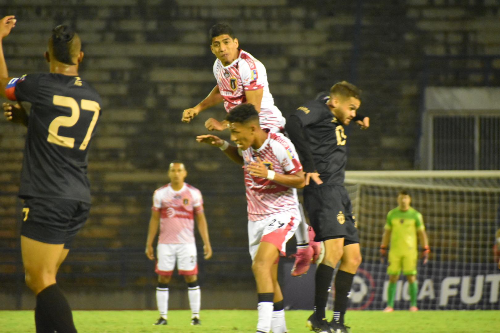 Lala FC vs Monagas SC