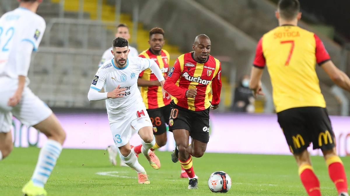 Olympique Marsella vs RC Lens