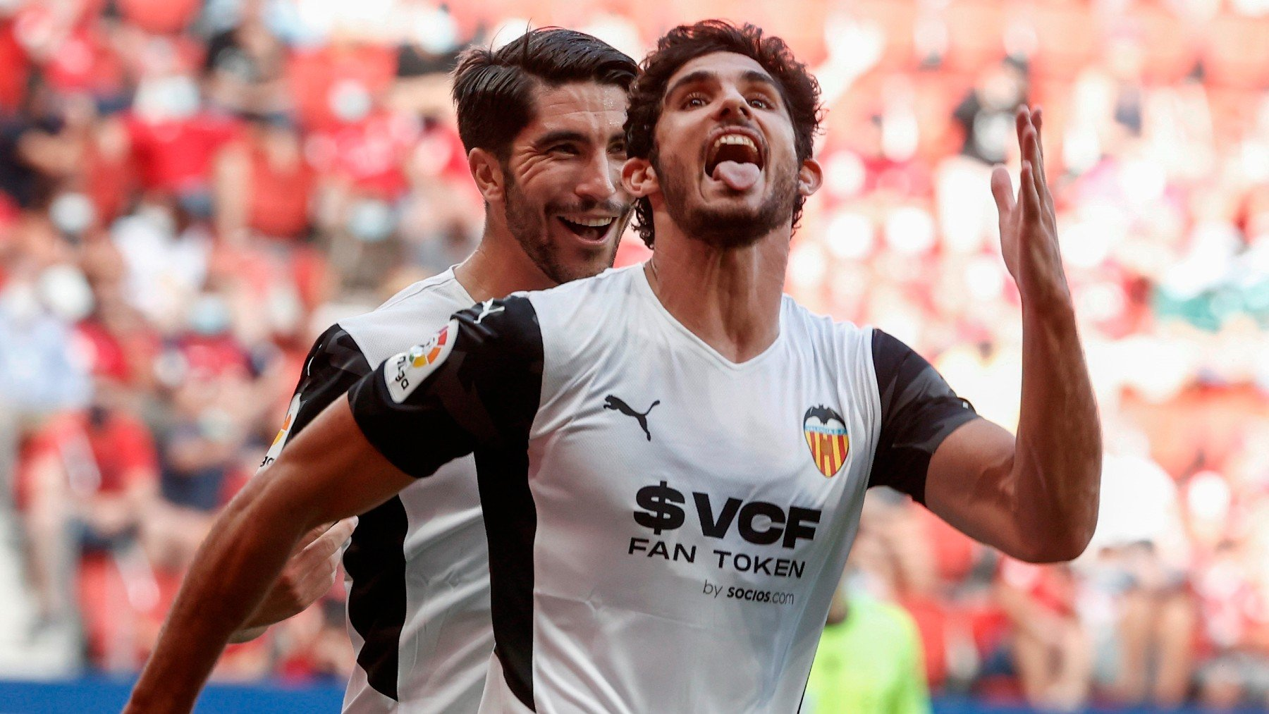 Osasuna Vs Valencia