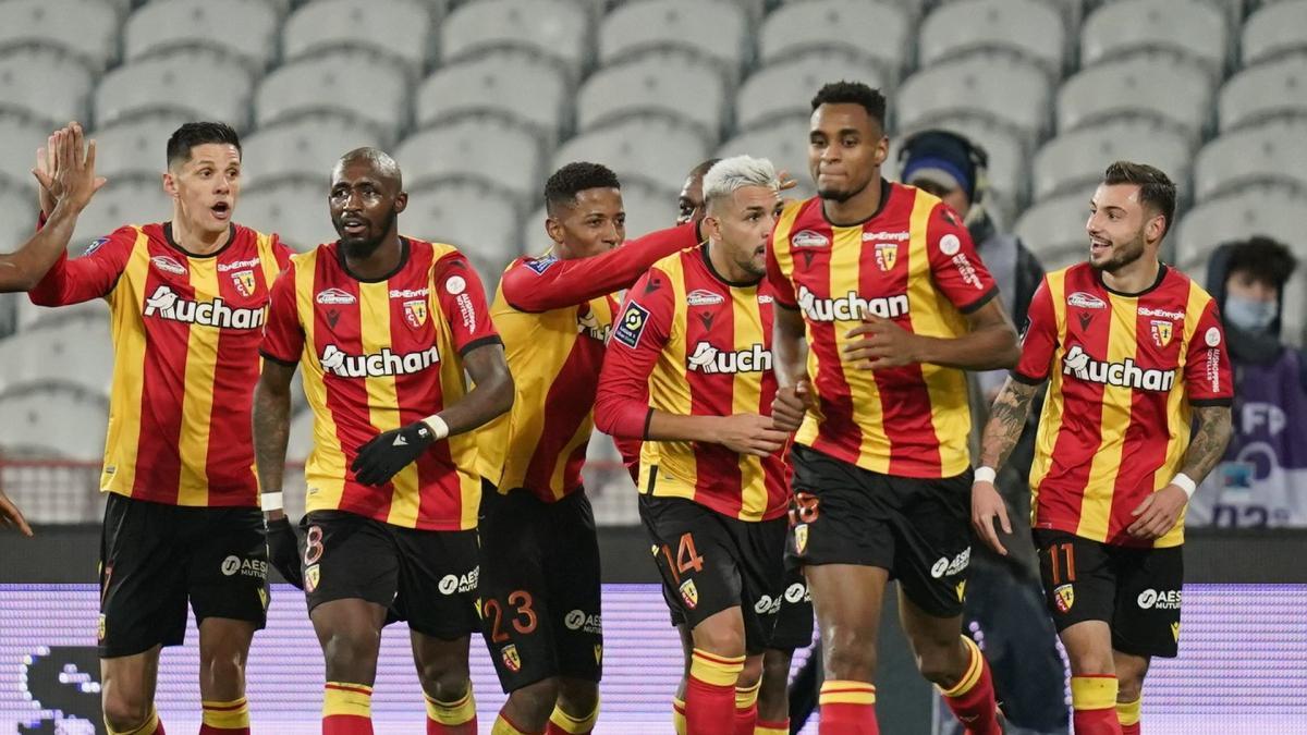 RC Lens vs Stade Reims