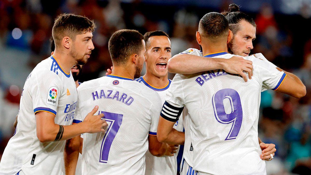 Real Madrid vs Sheriff Tiraspol