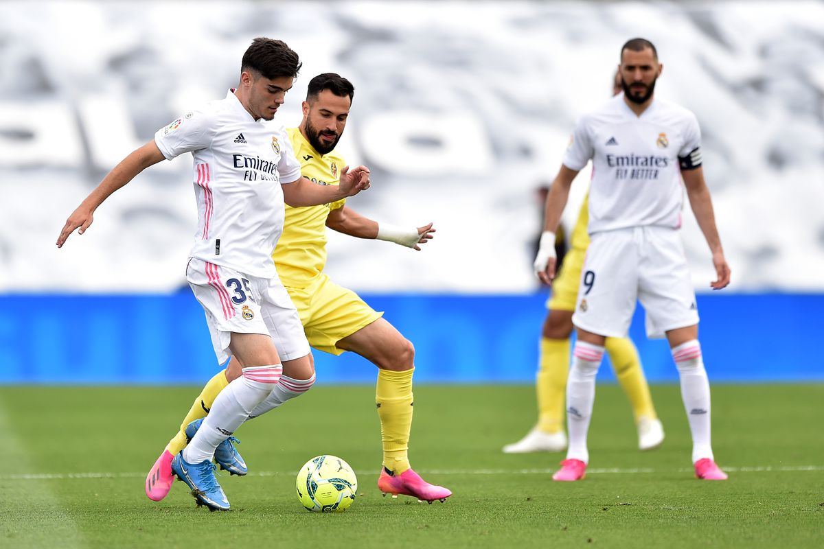 Real Madrid vs Vilarreal C