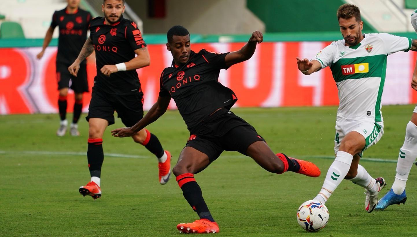 Real Sociedad vs Elche CF
