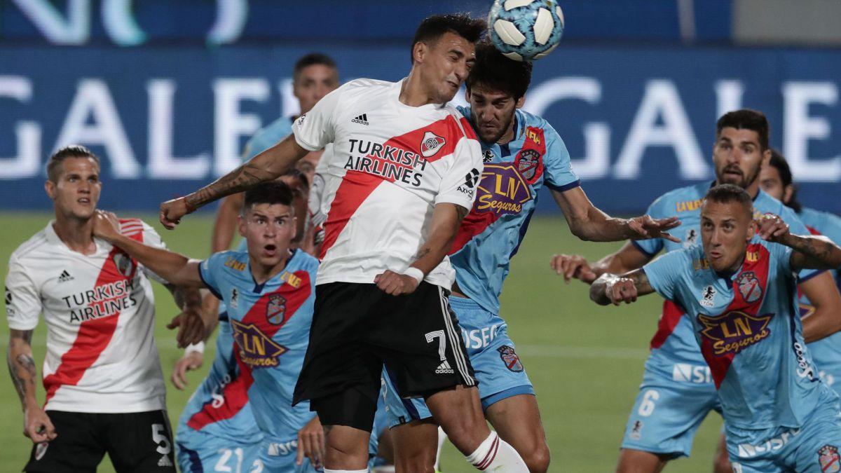 River Plate vs Arsenal de Sarandí
