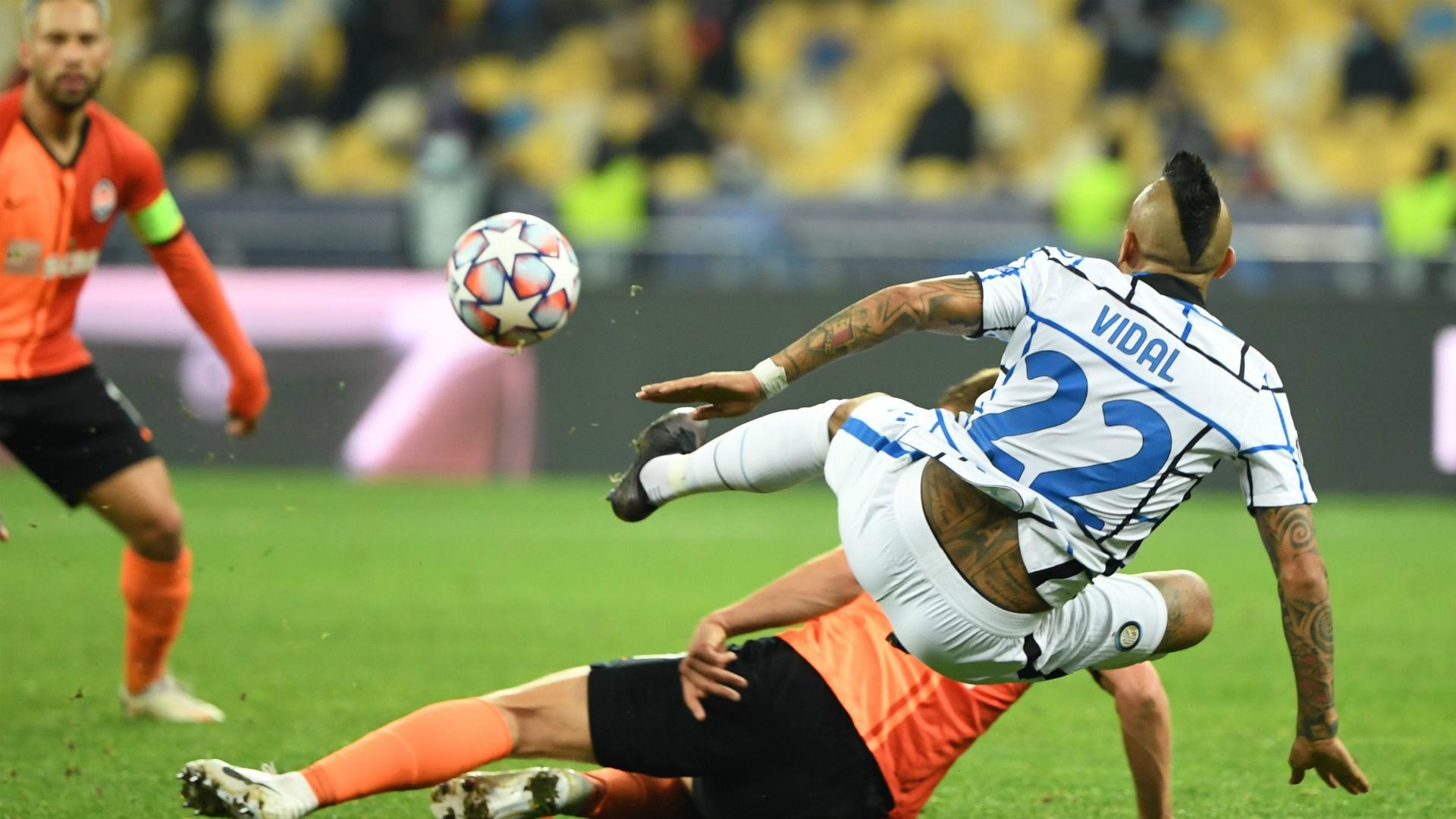 Shakhtar Donetsk vs Inter de Milán