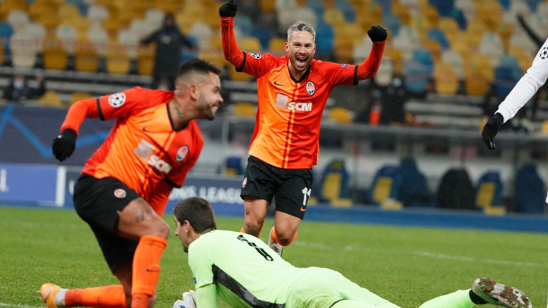 Sheriff Tiraspol vs Shakhtar Donetsk