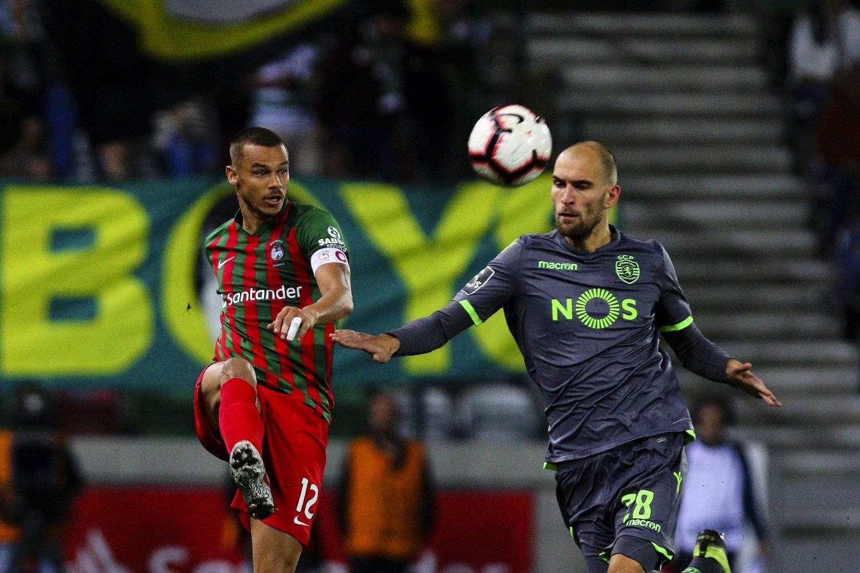 Sporting Lisboa vs Marítimo