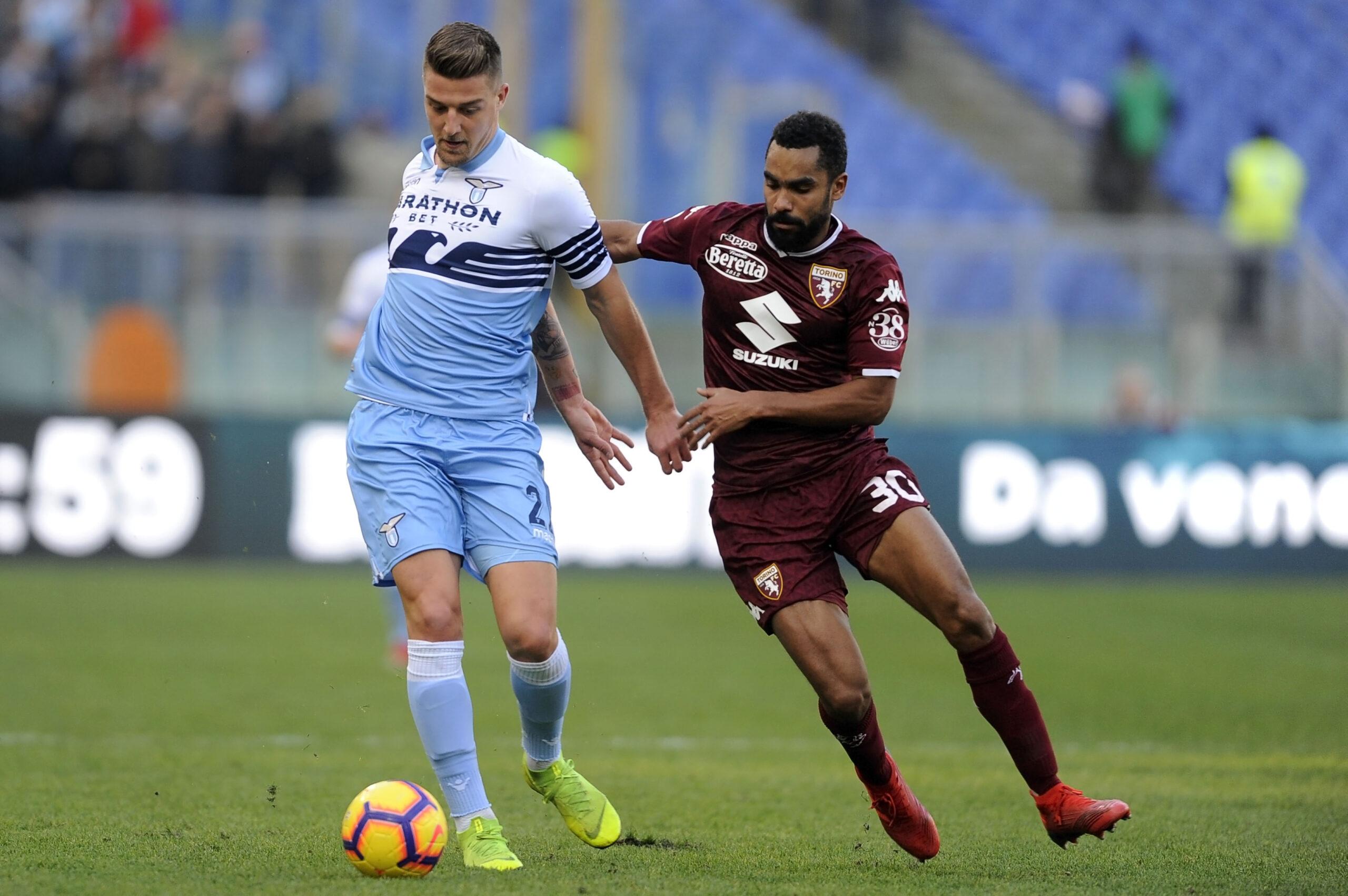 SS Lazio v Torino FC -
