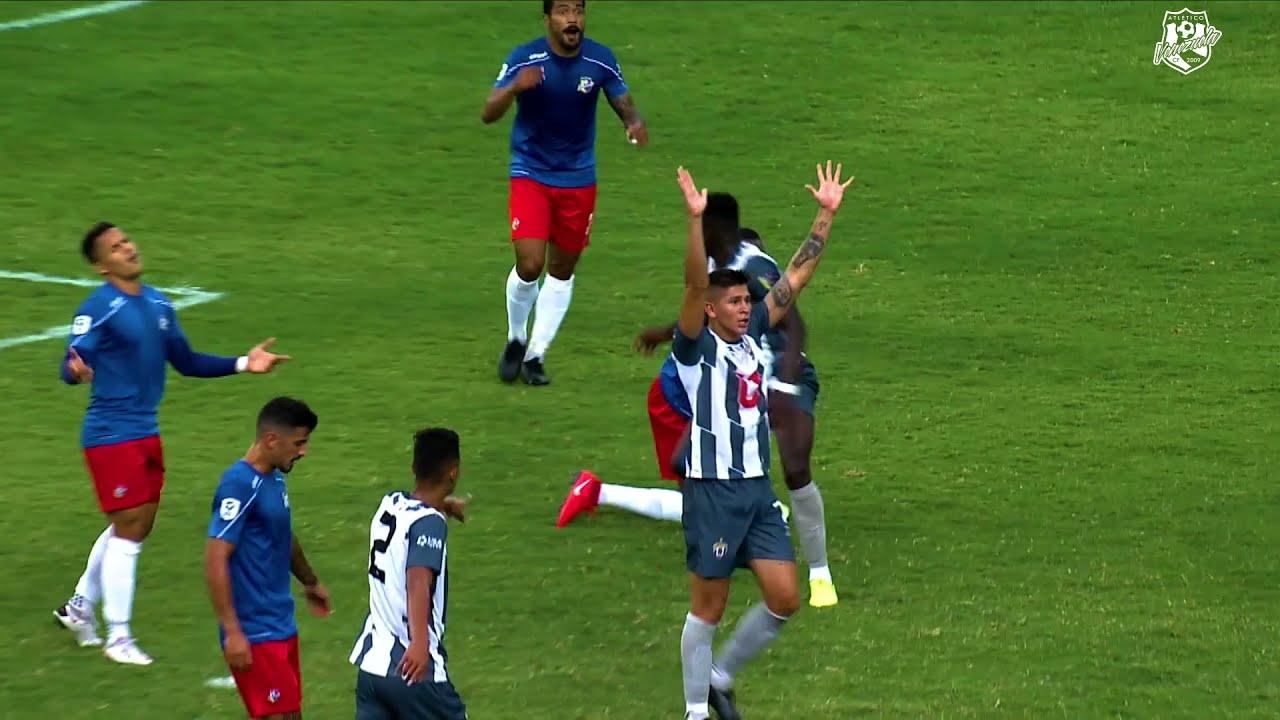 UCV FC vs Atlético Venezuela